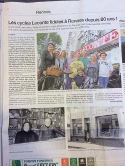 Leconte 2 roues fête ses 80 ans